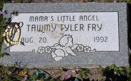 FRY, TAWMY TYLER - Yavapai County, Arizona | TAWMY TYLER FRY - Arizona Gravestone Photos