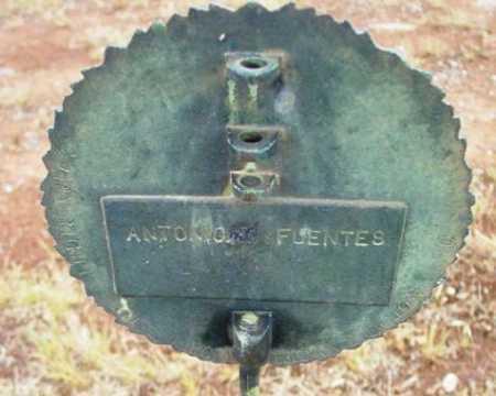 FUENTES, ANTONIA - Yavapai County, Arizona | ANTONIA FUENTES - Arizona Gravestone Photos