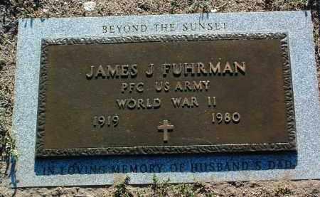 FUHRMAN, JAMES J. - Yavapai County, Arizona | JAMES J. FUHRMAN - Arizona Gravestone Photos