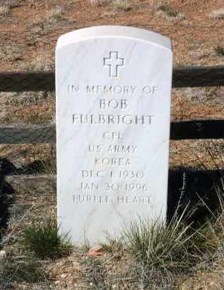 FULBRIGHT, BOB - Yavapai County, Arizona | BOB FULBRIGHT - Arizona Gravestone Photos