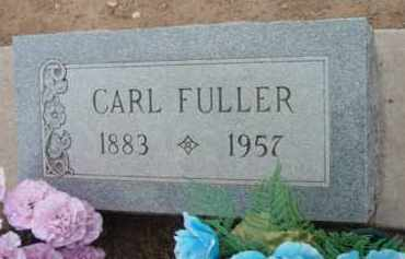 FULLER, CARL - Yavapai County, Arizona | CARL FULLER - Arizona Gravestone Photos