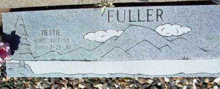MURDOCK FULLER, NETTIE - Yavapai County, Arizona | NETTIE MURDOCK FULLER - Arizona Gravestone Photos