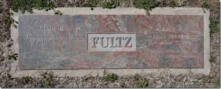 FULTZ, GRACE E. - Yavapai County, Arizona | GRACE E. FULTZ - Arizona Gravestone Photos