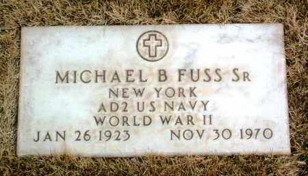 FUSS, MICHAEL BEROARD - Yavapai County, Arizona | MICHAEL BEROARD FUSS - Arizona Gravestone Photos