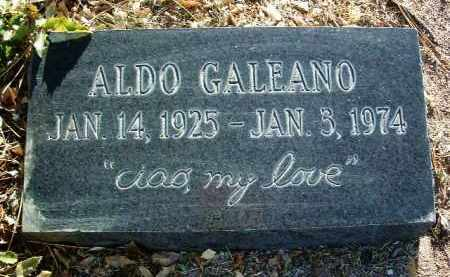 GALEANO, CATALDO A. - Yavapai County, Arizona | CATALDO A. GALEANO - Arizona Gravestone Photos