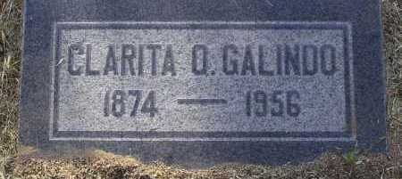 QUINTANA GALINDO, CLARITA Q. - Yavapai County, Arizona   CLARITA Q. QUINTANA GALINDO - Arizona Gravestone Photos