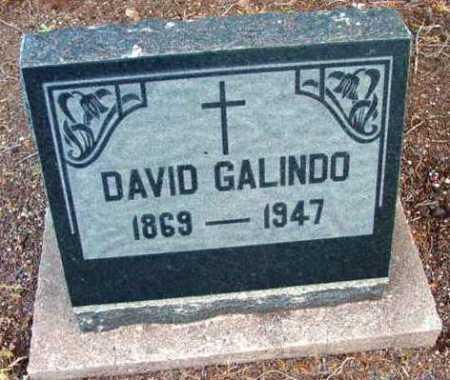GALINDO, DAVID - Yavapai County, Arizona | DAVID GALINDO - Arizona Gravestone Photos