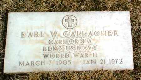 GALLAGHER, EARL WILLIAM - Yavapai County, Arizona | EARL WILLIAM GALLAGHER - Arizona Gravestone Photos