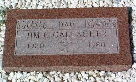 GALLAGHER, JAMES C. - Yavapai County, Arizona | JAMES C. GALLAGHER - Arizona Gravestone Photos