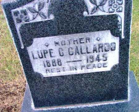 GALLARDO, LUPE C. - Yavapai County, Arizona | LUPE C. GALLARDO - Arizona Gravestone Photos