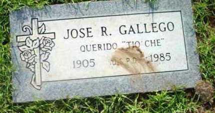 GALLEGO, JOSE R. - Yavapai County, Arizona | JOSE R. GALLEGO - Arizona Gravestone Photos