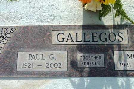 GALLEGOS, PAUL GARCIA - Yavapai County, Arizona   PAUL GARCIA GALLEGOS - Arizona Gravestone Photos