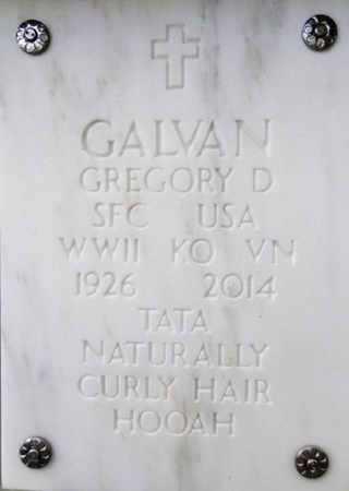 GALVAN, GREGORY DURAND - Yavapai County, Arizona | GREGORY DURAND GALVAN - Arizona Gravestone Photos