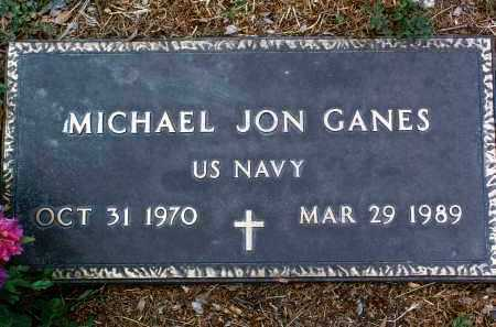 GANES, MICHAEL JON - Yavapai County, Arizona | MICHAEL JON GANES - Arizona Gravestone Photos