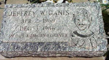 GANIS, JEFFREY W. - Yavapai County, Arizona   JEFFREY W. GANIS - Arizona Gravestone Photos
