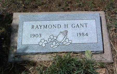 GANT, RAYMOND H. - Yavapai County, Arizona | RAYMOND H. GANT - Arizona Gravestone Photos