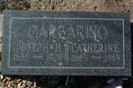 GARBARINO, CATHERINE - Yavapai County, Arizona | CATHERINE GARBARINO - Arizona Gravestone Photos