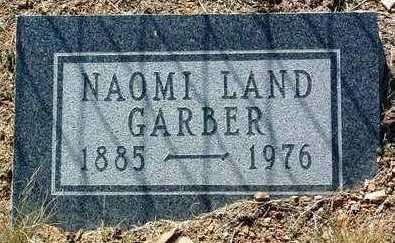GARBER, NAOMI - Yavapai County, Arizona | NAOMI GARBER - Arizona Gravestone Photos