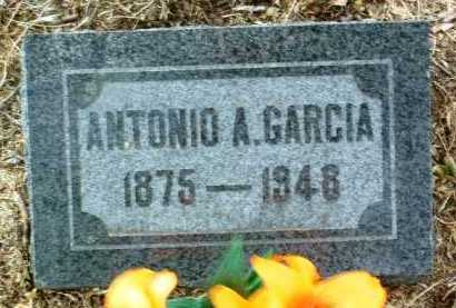 GARCIA, ANTONIO A. - Yavapai County, Arizona   ANTONIO A. GARCIA - Arizona Gravestone Photos