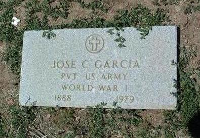 GARCIA, JOSE C. - Yavapai County, Arizona | JOSE C. GARCIA - Arizona Gravestone Photos
