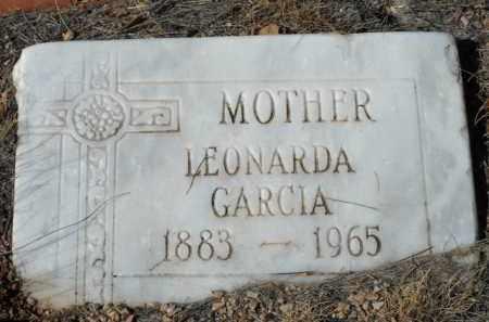 GARCIA, LEONARDA - Yavapai County, Arizona | LEONARDA GARCIA - Arizona Gravestone Photos