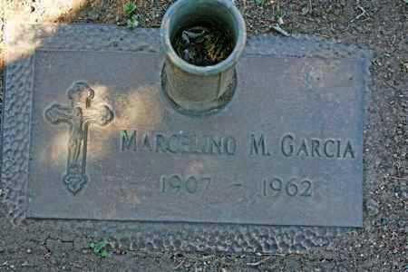 GARCIA, MARCELINO M. - Yavapai County, Arizona | MARCELINO M. GARCIA - Arizona Gravestone Photos
