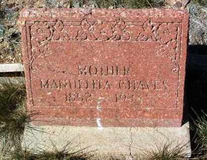 CHAVES GARCIA, MANUELITA - Yavapai County, Arizona | MANUELITA CHAVES GARCIA - Arizona Gravestone Photos
