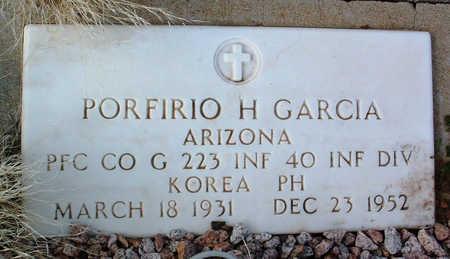 GARCIA, PORFIRIO H. - Yavapai County, Arizona | PORFIRIO H. GARCIA - Arizona Gravestone Photos