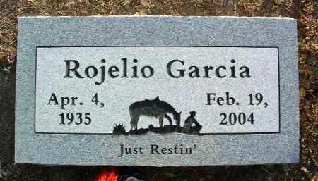 GARCIA, ROJELIO - Yavapai County, Arizona | ROJELIO GARCIA - Arizona Gravestone Photos