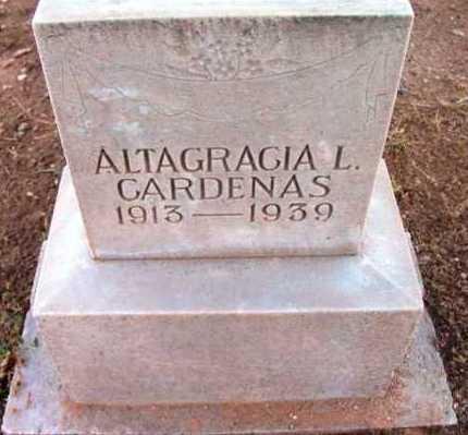 LOZANO CARDENAS, ALTAGRACIA - Yavapai County, Arizona | ALTAGRACIA LOZANO CARDENAS - Arizona Gravestone Photos