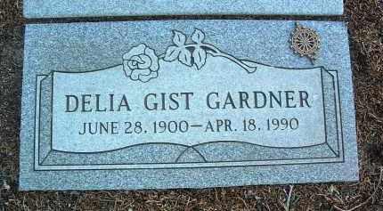 GARDNER, DELIA HENRIETTA - Yavapai County, Arizona   DELIA HENRIETTA GARDNER - Arizona Gravestone Photos