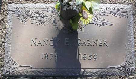 JONES CARNER, NANCY E. - Yavapai County, Arizona | NANCY E. JONES CARNER - Arizona Gravestone Photos