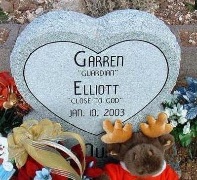 GARREN, ELLIOTT - Yavapai County, Arizona   ELLIOTT GARREN - Arizona Gravestone Photos