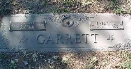 GARRETT, CLYDE J. - Yavapai County, Arizona   CLYDE J. GARRETT - Arizona Gravestone Photos