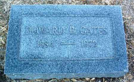 GATES, HOWARD BABCOCK - Yavapai County, Arizona | HOWARD BABCOCK GATES - Arizona Gravestone Photos