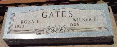 GATES, ROSA L. - Yavapai County, Arizona | ROSA L. GATES - Arizona Gravestone Photos