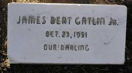 GATLIN, JAMES BERT, JR. - Yavapai County, Arizona | JAMES BERT, JR. GATLIN - Arizona Gravestone Photos