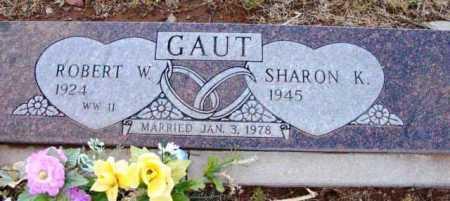 GAUT, ROBERT W. - Yavapai County, Arizona | ROBERT W. GAUT - Arizona Gravestone Photos