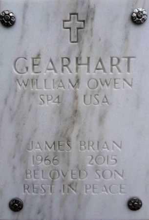 GEARHART, JAMES BRIAN - Yavapai County, Arizona   JAMES BRIAN GEARHART - Arizona Gravestone Photos