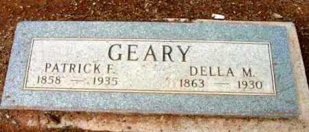 GEARY, DELLA MARGUERITE - Yavapai County, Arizona | DELLA MARGUERITE GEARY - Arizona Gravestone Photos