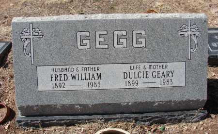 GEGG, DULCIE CAROLINE - Yavapai County, Arizona | DULCIE CAROLINE GEGG - Arizona Gravestone Photos