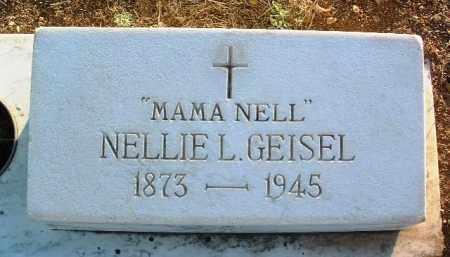 MAHEN GEISEL, NELLIE LENORA - Yavapai County, Arizona | NELLIE LENORA MAHEN GEISEL - Arizona Gravestone Photos