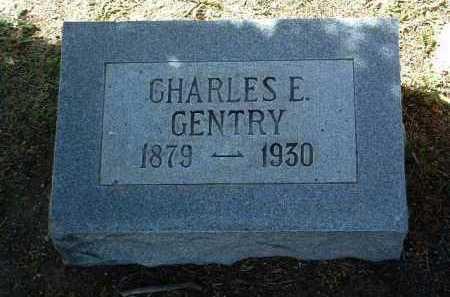 GENTRY, CHARLES ELMER - Yavapai County, Arizona | CHARLES ELMER GENTRY - Arizona Gravestone Photos