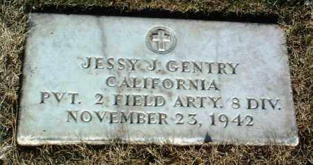 GENTRY, JESSY JAMES - Yavapai County, Arizona | JESSY JAMES GENTRY - Arizona Gravestone Photos