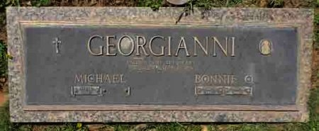 OXTON GEORGIANNI, BONNIE CLAIRE - Yavapai County, Arizona | BONNIE CLAIRE OXTON GEORGIANNI - Arizona Gravestone Photos