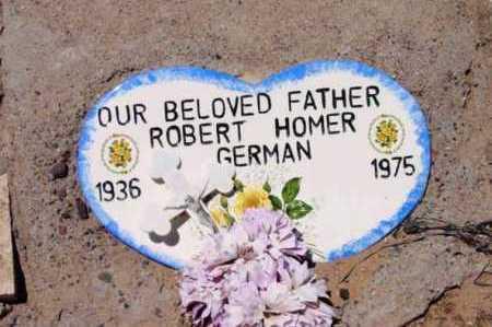 GERMAN, ROBERT HOMER - Yavapai County, Arizona | ROBERT HOMER GERMAN - Arizona Gravestone Photos