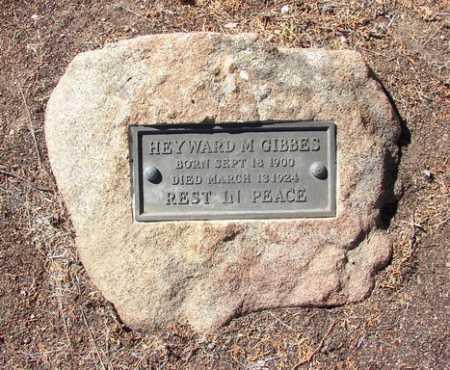 GIBBES, HEYWARD MIDDLETON, JR. - Yavapai County, Arizona | HEYWARD MIDDLETON, JR. GIBBES - Arizona Gravestone Photos