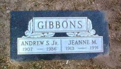 GIBBONS, JEANNE M. - Yavapai County, Arizona | JEANNE M. GIBBONS - Arizona Gravestone Photos