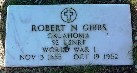 GIBBS, ROBERT NEWTON - Yavapai County, Arizona | ROBERT NEWTON GIBBS - Arizona Gravestone Photos