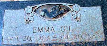 GIL, EMMA - Yavapai County, Arizona | EMMA GIL - Arizona Gravestone Photos